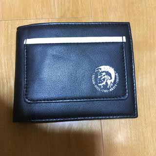 ディーゼル(DIESEL)の未使用 ディーゼル 財布(折り財布)