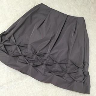 フォクシー(FOXEY)の【タイムセール!】フォクシーのお洒落なスカート(ひざ丈スカート)