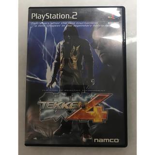 PlayStation2 - TEKKEN4