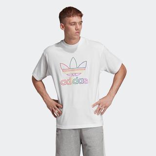 アディダス(adidas)のAdidas アディダスオリジナルス レディース Tシャツ Lサイズ(Tシャツ/カットソー(半袖/袖なし))