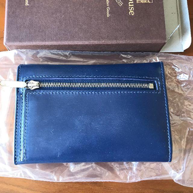 WHITEHOUSE COX(ホワイトハウスコックス)のWhitehouse Cox ホワイトハウスコックス 三つ折り財布 メンズのファッション小物(折り財布)の商品写真