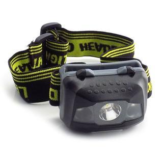 LED防水ヘッドライト(ブラック)(ウエア)