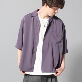 HARE - HARE サテンカイキンシャツ