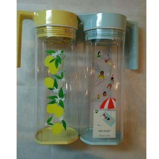 アフタヌーンティー(AfternoonTea)の〈アフタヌーンティー〉冷水筒 (ピッチャー)2種類1セット(容器)
