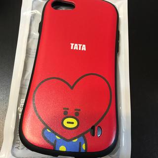 ボウダンショウネンダン(防弾少年団(BTS))の防弾少年団 BT21 TATA スマホケース iPhone7/8対応(iPhoneケース)