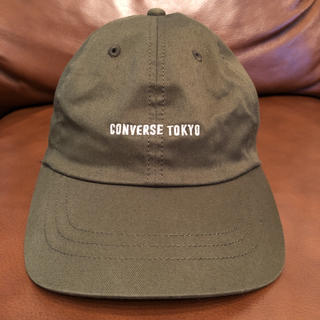 コンバース(CONVERSE)のコンバーストウキョウ キャップ 限定カラー(キャップ)