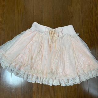リズリサ(LIZ LISA)の【ロリ系ファッション】LIZLISA パニエ風スカート(ミニスカート)