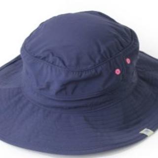 カリマー(karrimor)の新品 カリマー karrimor ハット 帽子 ネイビー・ピンク M(ハット)