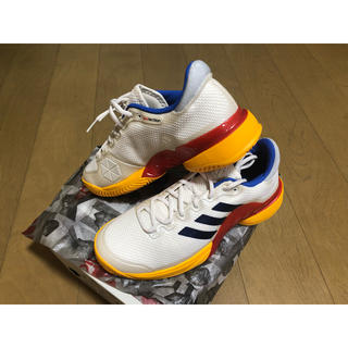 アディダス(adidas)のBarricade2017PharrellWilliams27.0cm(シューズ)