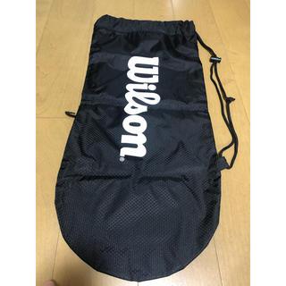 wilson - Wilson(ウィルソン) テニスラケットカバー ユーズド品