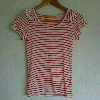 アッシュペーフランス(H.P.FRANCE)のHERENCIA ヘレンチア 半袖 Tシャツ (Tシャツ(半袖/袖なし))
