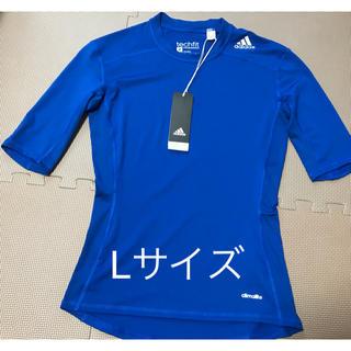 アディダス(adidas)のテックフィット ショートスリーブ  Tシャツ(Tシャツ/カットソー(半袖/袖なし))
