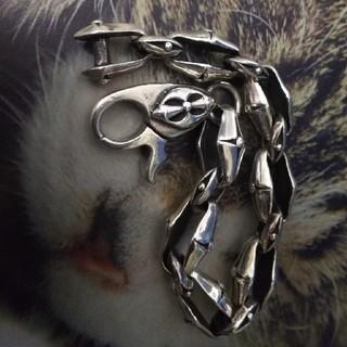 エムズコレクション(M's collection)のslv925 bracelet(ブレスレット)