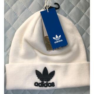 新品!adidasニット帽