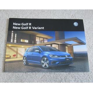 フォルクスワーゲン(Volkswagen)の◆レア◆ フォルクスワーゲン Volkswagen Golf R 【カタログ】(カタログ/マニュアル)