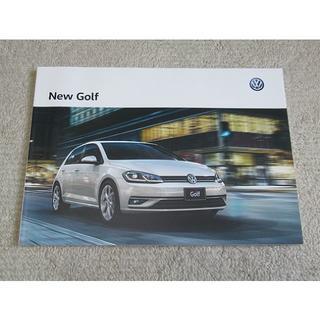 フォルクスワーゲン(Volkswagen)のフォルクスワーゲン Volkswagen Golf 【カタログ】(カタログ/マニュアル)