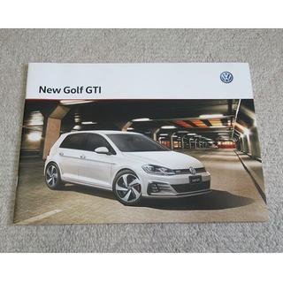 フォルクスワーゲン(Volkswagen)のフォルクスワーゲン Volkswagen Golf GTI 【カタログ】(カタログ/マニュアル)
