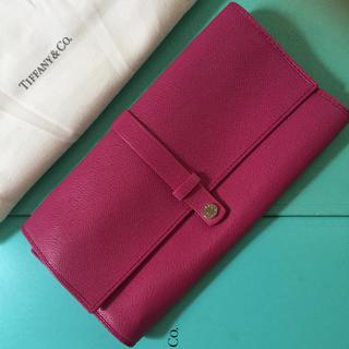 ティファニー(Tiffany & Co.)の新品☆ティファニー ジュエリーロール☆Mラズベリー(その他)
