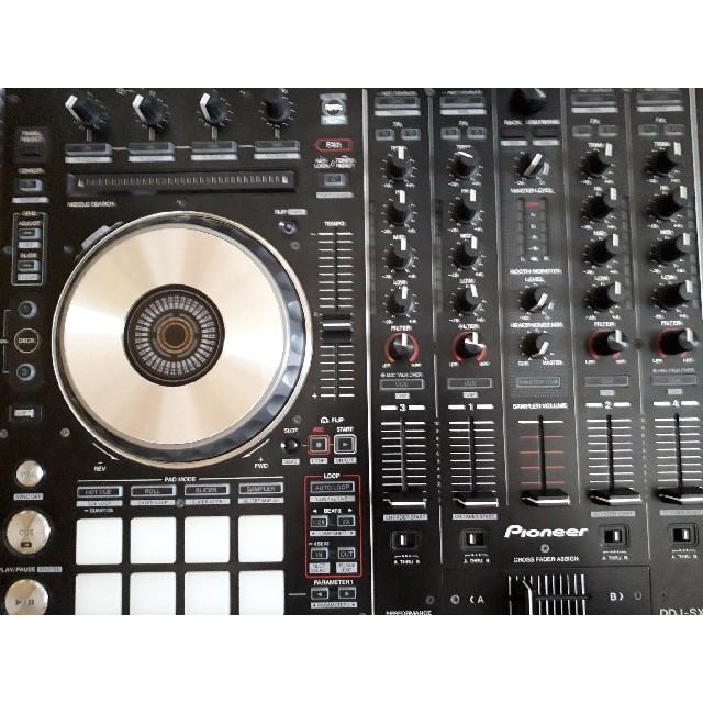DDJ-SX2 パイオニア PCDJコントローラー 楽器のDJ機器(DJコントローラー)の商品写真
