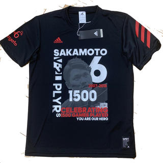 adidas - レア 坂本勇人 記念Tシャツ 1500安打
