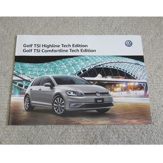 フォルクスワーゲン(Volkswagen)のフォルクスワーゲン Golf TSI特別仕様車 【カタログ】(カタログ/マニュアル)