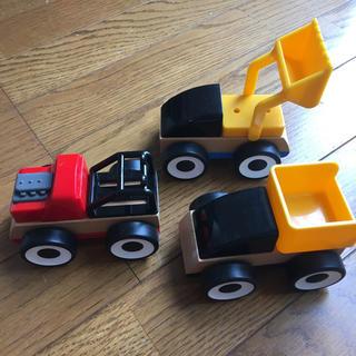 イケア(IKEA)のイケアミニカー 3つセット!(ミニカー)