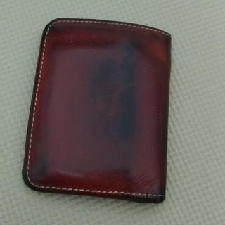 ツチヤカバンセイゾウジョ(土屋鞄製造所)の土屋鞄 ジャケットパース(折り財布)