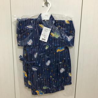 サンリオ(サンリオ)の甚平110センチ サンリオ(甚平/浴衣)