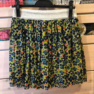 ツモリチサト(TSUMORI CHISATO)のツモリチサト☆レトロフラワー スカート(ひざ丈スカート)