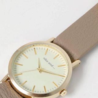 483713c95d ニコアンド ベルト 腕時計(レディース)の通販 100点以上 | niko and...の ...
