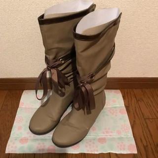 ヌォーボ(Nuovo)のNUOVO レインブーツ Lサイズ(レインブーツ/長靴)