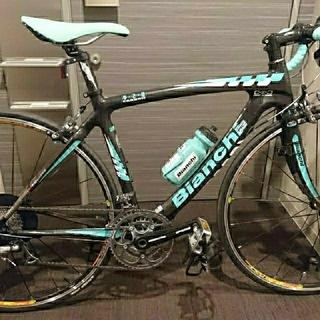 Bianchi - ビアンキ Bianchi オールカーボンロードバイク SHIMANO アルテグラ