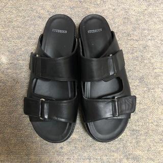 ザラ(ZARA)のほぼ未使用! STUDIOUS ZARA moussy サンダル 靴(サンダル)