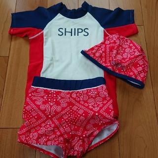 シップス(SHIPS)のSHIPS 水着セット(水着)