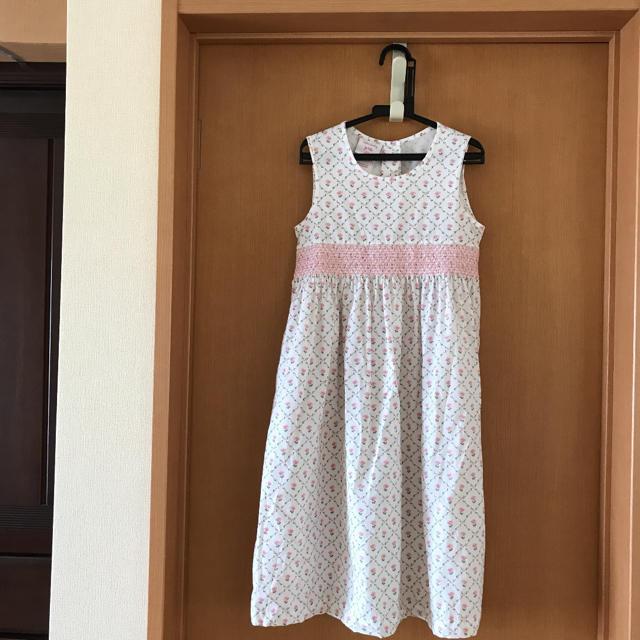 LAURA ASHLEY(ローラアシュレイ)の美品❤️ローラアシュレイ キッズ/ベビー/マタニティのキッズ服 女の子用(90cm~)(ワンピース)の商品写真