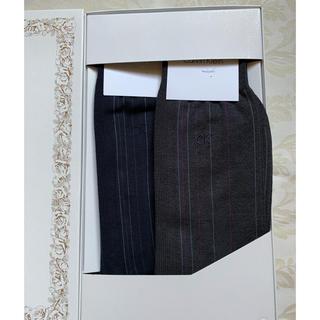 カルバンクライン(Calvin Klein)のカルバンクライン 靴下  新品(ソックス)