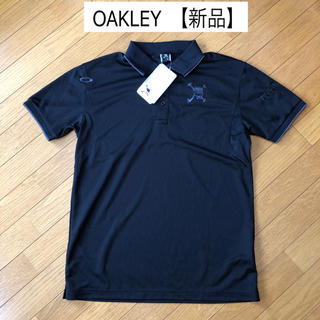 Oakley - 新品 OAKLEY オークリー ゴルフ ポロシャツ メンズ ウェア