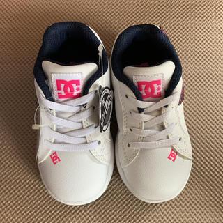 ディーシーシューズ(DC SHOES)のDC ディーシー ベビー キッズ スニーカー 靴 13cm(スニーカー)