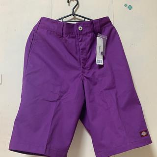ディッキーズ(Dickies)のDickies 新品 紫 30 (ワークパンツ/カーゴパンツ)