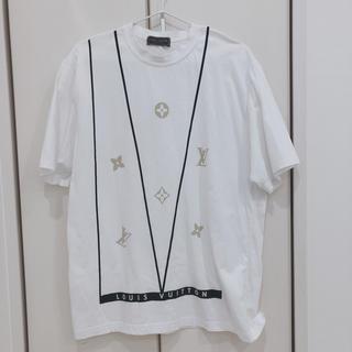 ルイヴィトン(LOUIS VUITTON)のLOUIS VUITTON ルイヴィトン Tシャツ(Tシャツ/カットソー(半袖/袖なし))