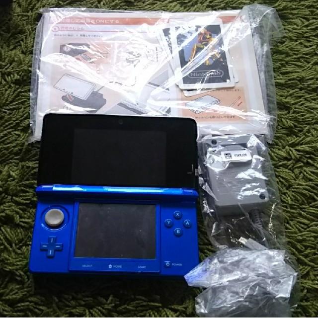ニンテンドー3DS(ニンテンドー3DS)のNintendo3DS エンタメ/ホビーのエンタメ その他(その他)の商品写真