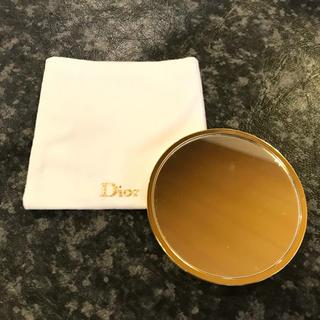 ディオール(Dior)のDior 手鏡 中古 未使用 送料込み(ミラー)