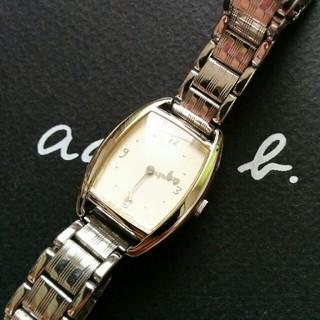 アニエスベー(agnes b.)のアニエス・b.   V700-5110  新品電池交換済(令和1.7/5)(腕時計)