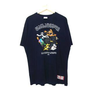 ヴェトモン VETEMENTS ■ 19SS カートゥーン プリント Tシャツ(Tシャツ/カットソー(半袖/袖なし))