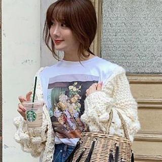 ドゥロワー(Drawer)のfjura Tシャツ(Tシャツ(半袖/袖なし))