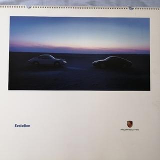 ポルシェ(Porsche)の特大ポルシェカレンダー(その他)