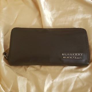 バーバリーブラックレーベル(BURBERRY BLACK LABEL)のBURBERRY ブラックレーベル(折り財布)