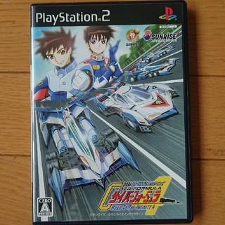 プレイステーション2(PlayStation2)の【CBTさん専用出品】サイバーフォーミュラ ROAD TO INFINITY 4(家庭用ゲームソフト)