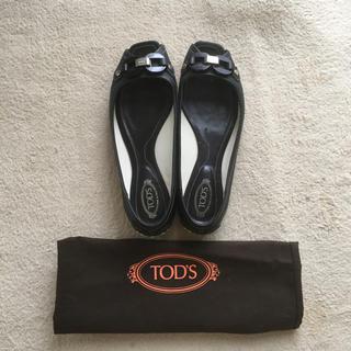 トッズ(TOD'S)のトッズ  レザーシューズ  (ローファー/革靴)
