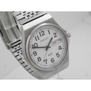 8bf7ae3207 セイコー(SEIKO)のSEIKO SPIRIT 腕時計 デイデイト ねじ込みリューズ レアダイアル(腕時計(